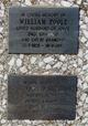 """William """"Bill"""" Poole"""