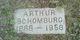 Arthur Edward Schomburg