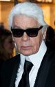 Profile photo:  Karl Lagerfeld
