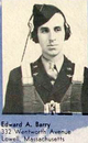 2Lt Edward A. Barry