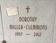 Dorothy Miller-Clemmons