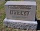 PFC Harry Justice Fridley