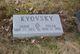 John Kyovsky, Sr