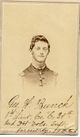 Profile photo: CPT George Washington Bunch