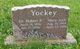 Mary Ann <I>Leach</I> Yockey