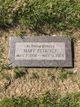 Mary Etta <I>Ritter</I> Alf