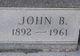 John Bernard Scheibel