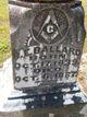 Profile photo:  Barclay Ewing Ballard, Sr