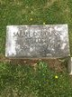 Sarah <I>Douglass</I> Willock