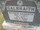 Wilfred Galbraith