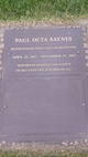 Paul Octa Saynes