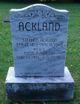 Profile photo:  Ellen D <I>Newson</I> Ackland