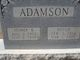 Profile photo:  Bessie Adamson