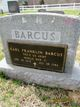 Profile photo:  Carl Franklin Barcus