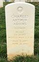 Profile photo: MSGT Charles Arthur Adams