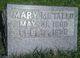 Mary <I>Vite</I> Metallo