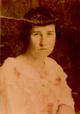 Mrs Ruth McGregor Cutrer