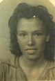 Profile photo:  Edna Jewell <I>Moore</I> Alfred