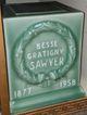 Bessie <I>Gratigny</I> Sawyer