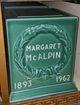 Margaret McAlpin