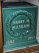 Harry H. Masram