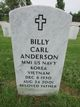 Profile photo:  Billy Carl Anderson