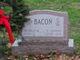 """Profile photo:  Albert Edward """"Eddie"""" Bacon"""