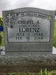 Cheryl Alan Lorenz