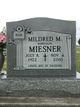 Mildred Magdalena <I>Burroughs</I> Miesner