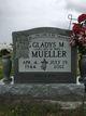 Gladys Marie <I>Lohmann</I> Mueller