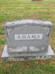 Profile photo:  Elsie V. Adams