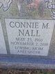 Connie M. Nall