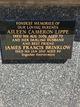 Aileen Cameron <I>Lippe</I> Brinklow