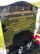 Alexander (Sandy) Clark