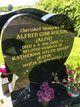 """Alfred Gibb """"Alfie"""" Wilson"""
