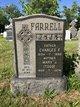 Mary J <I>Todd</I> Farrell