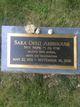 Profile photo:  Sara <I>Offit</I> Abehouse