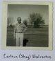 """James Carlton """"Shag"""" Woolverton"""