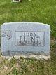 """Judith """"Judy"""" <I>Vander Werff</I> Flint"""