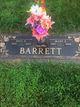 """Paul Norman """"Pop"""" Barrett"""