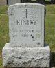 Mary Ann <I>Hayes</I> Kiniry