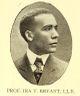 Profile photo: Dr Ira Toussaint Bryant