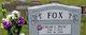 "Profile photo:  Edgar L ""Buck"" Fox"