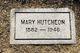 Mary <I>Barron</I> Hutcheon