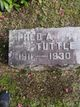Fred A Tuttle