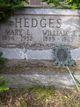 Mary Louise <I>Moore</I> Hedges