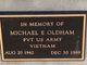 Michael E Oldham