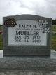 Ralph Harlan Mueller