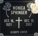 Monica Springer