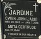 """Owen John """"Jack"""" Jardine"""